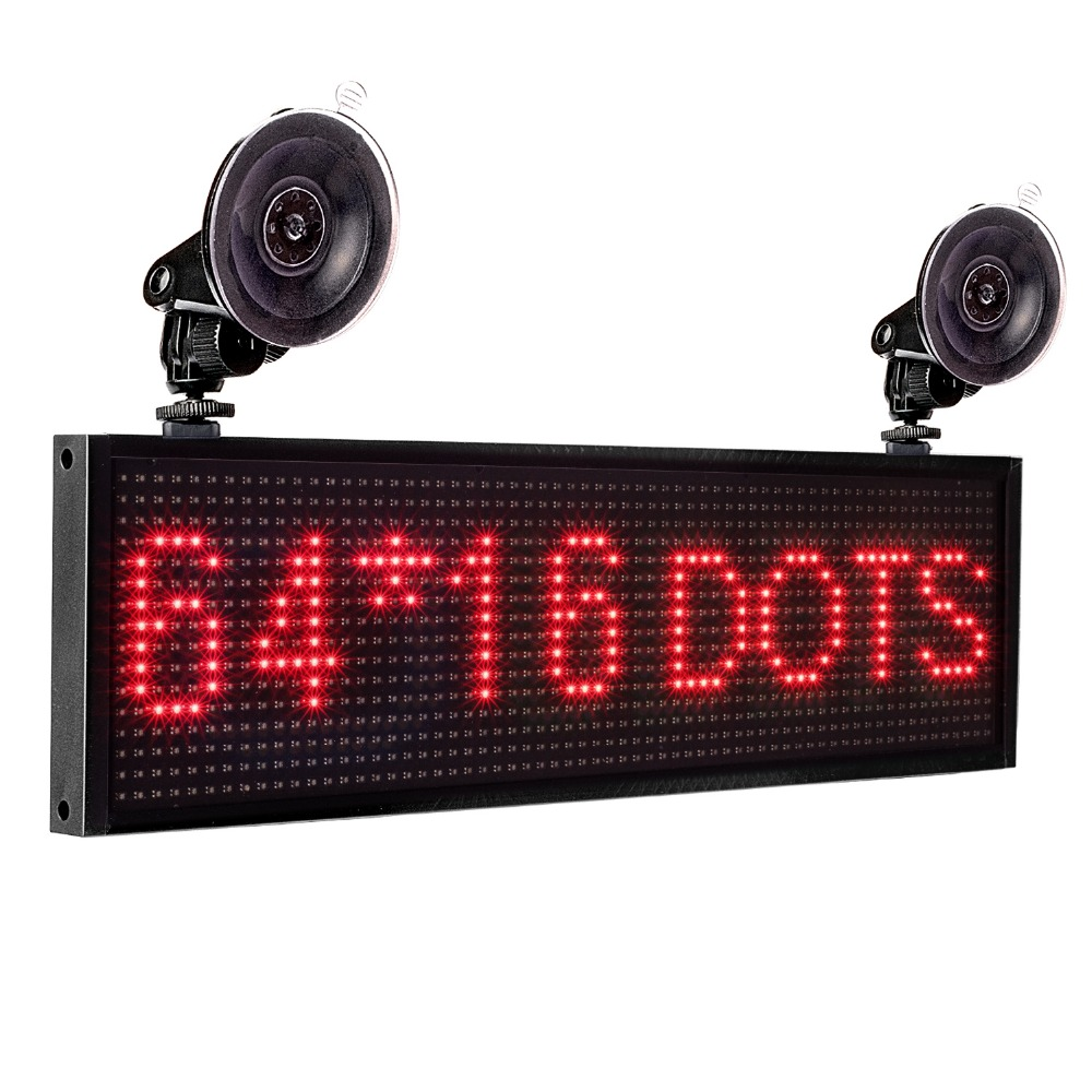 New P5MM 12v Car IOS WIFI SMD2121 RGB Full Color LED Display Programmable Scrolling information Board Multi color Man Car gift in LED Displays from Electronic Components Supplies