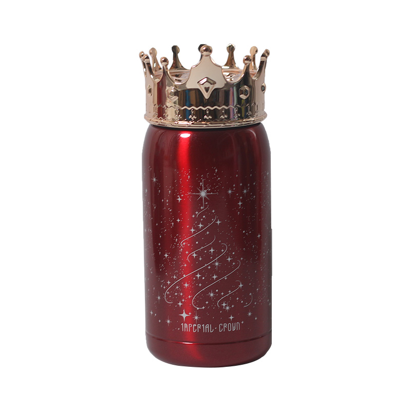 OUSSIRRO Theme Crown Theme Kupat e Thermos Cartoon MultiColor Flasks - Kuzhinë, ngrënie dhe bar - Foto 5