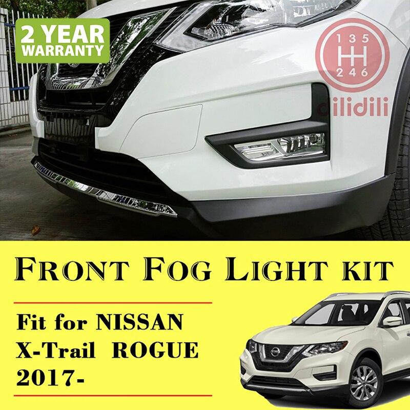ОЕМ лампы Противотуманные фары комплект для Nissan изгоев x-тропки Т33 х Трейл 2017-