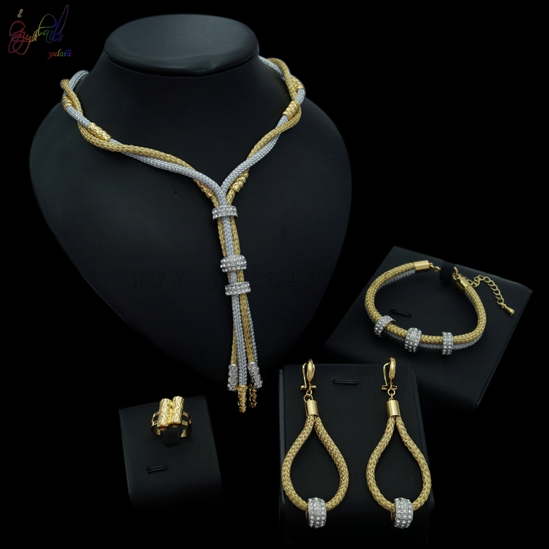 New Fashion Arrivals Wedding Jewelry Awesome Design: Aliexpress.com : Buy Yulaili Free Delivery New Arrival