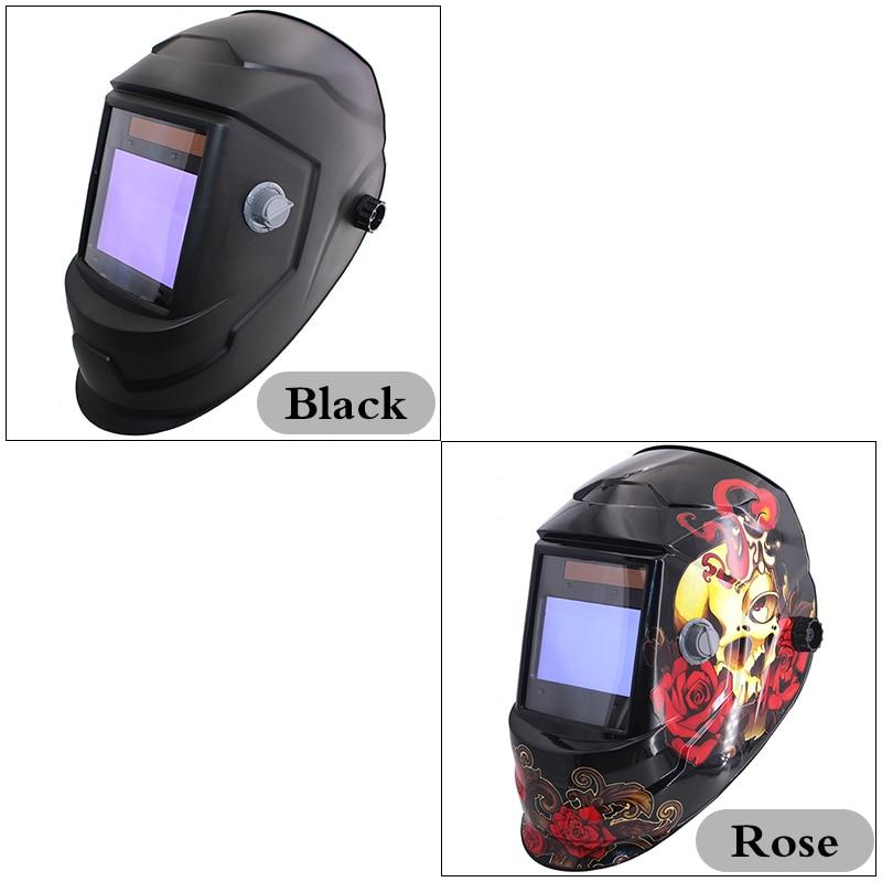 Eagle Claw Big view eara 4 arc sensor Solar auto darkening filter TIG MIG ARC welding mask/helmet/welder cap/eyes mask /device