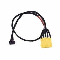 Для lenovo IdeaPad Yoga 13/13 5934/13 5935 DC Мощность Jack Разъем Flex кабель
