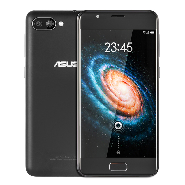 "Original ASUS ZenFone 4 max Pegasus 4A 3GB RAM 32GB ROM Mobile Phones Quad Core MT6737 Android 7.0 Fingerprint ID 5""Cellphone"