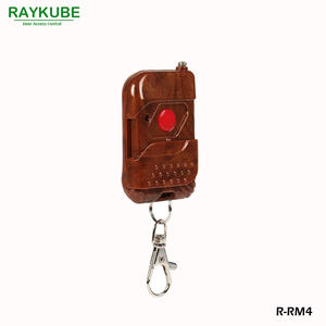 RAYKUBE Single Wireless Remote Control Open Door For Extra Add For Our Control Module R-RM4