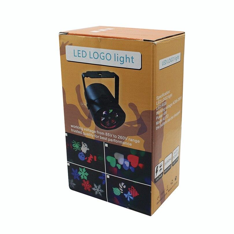 இTanbaby Laser Projektor Lampen LED Bühne Licht Herz Schnee Spinne ...