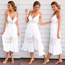 fb3b58c6bf7eb Popular White Cotton Skater Dress-Buy Cheap White Cotton Skater ...