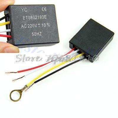5 Teile/los Tisch Licht Teile Auf/off 1 Way Touch Control Sensor Birne Lampe Schalter Z17 Drop Schiff Eine Hohe Bewunderung Gewinnen