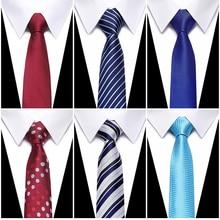 High quality woven wool tie men 8 cm slim skinny narrow corbata linen plaid necktie Cashmere gravata arrival lote