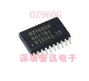 5pcs/lot OZ960G OZ960GN OZ960 SOP-20 In Stock