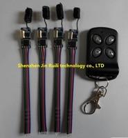 Small Volume Relay Receiver DC 3.6V 3.7V 4.8V 5V 6V 7.4V 9V 12V Mini Remote Control Switch Micro Power ON OFF Remote NO COM NC