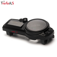 цена на Triclick Motorcycle Instrument Car-covers Speedometer Gauges Tachometer Case Cover Speedo Gauge Covers For Suzuki Gsxr 600 750