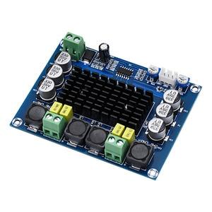 Image 2 - Двухканальный стереоусилитель AIYIMA TPA3116, высокомощный цифровой аудио усилитель мощности, плата TPA3116D2, усилители 2*120 Вт, усилитель «сделай сам»