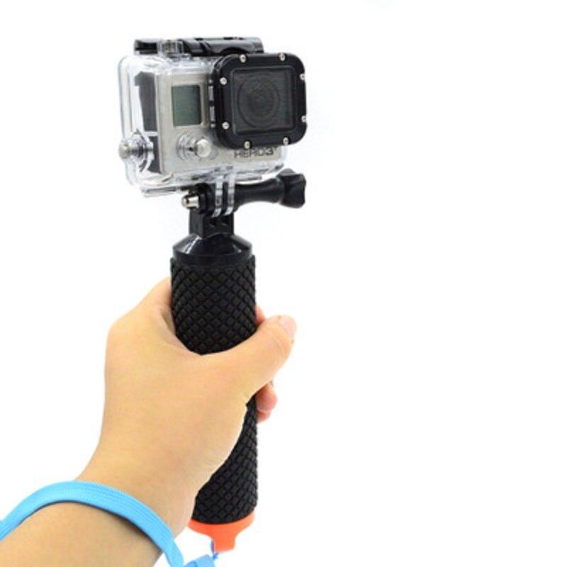Floaty Flottant Main Grip Manfrotto Pour Gopro Hero 7/6/5/4/3/3 + /2/1 Xiaomi Yi SJCAM SJ4000 SJ5000 SJ7000 D'action Caméra