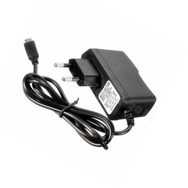 Hohe Qualität schwarz farbe 5 V 2A Reise ladegerät MICRO USB Kabel ...