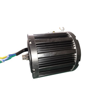 Image 5 - QSmotor 138 72 V 100KPH 3kw motor de transmisión media 3000 w kits de tren de potencia con controlador de motor tipo piñón