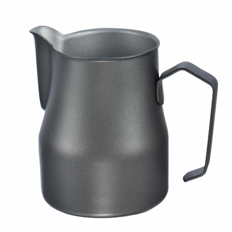 Wholesale Coffee Pitcher Stainless Steel Milk Frothing Pitcher Jug Espresso For Coffee Moka Cappuccino Latte Drink Barista Craft