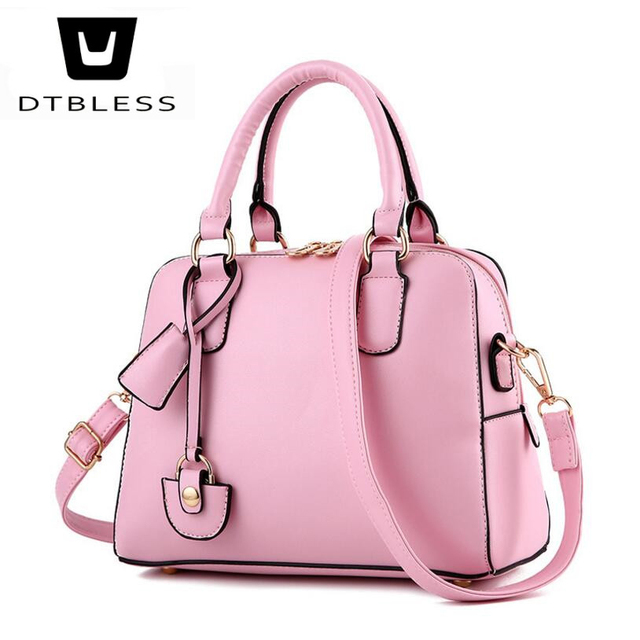 Dtbless 2018 Pu Leather Bag Designer Handbags High Quality Dollar