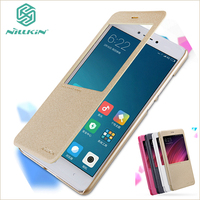 New For Xiaomi Redmi Note 4X 4 X Case NILLKIN Hight Quality Leather Cover Smart Phone
