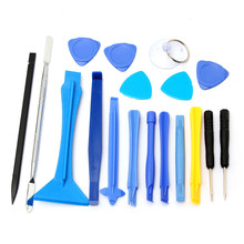 Universal 18 in 1 Smart Cell Mobile Phone Opening Pry Repair Tool Kit Screwdrivers Set For iPhone For Samsung Hand Tool Set
