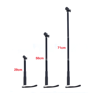 Image 5 - Bâton dextension pôle évolutif pour DJI Osmo Mobile 3 accessoires de bâtons de Selfie à cardan