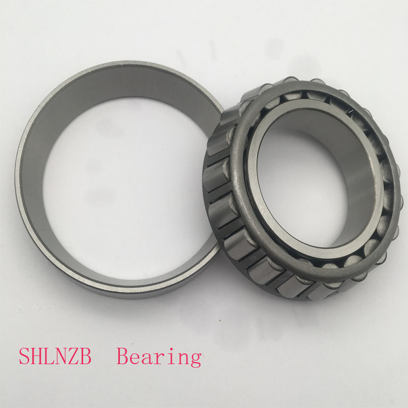 1pcs SHLNZB Taper Roller Bearing 32218 7518E 90*160*43mm 1pcs shlnzb taper roller bearing 32032 2007132e 160 240 51mm