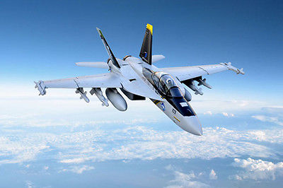 SCALE SkyFlight LX EPS Metal Twin 70MM EDF F18 Jolly Roger RC PNP/ARF Model Plane W/ ESC Motor Servos W/O Battery