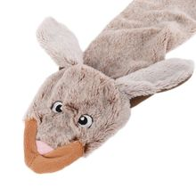 Puppy Honking Squirrel for Dogs Cat Chew Squeaker Squeaky Toy Dog Toys Stuffed Chew Squeaking Plush Sound Animals Pets Toy