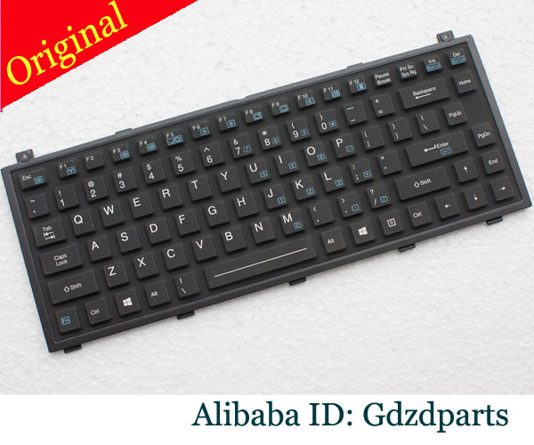 ФОТО Original New Us version Keyboard Three defense industrial control keyboard 531129000029