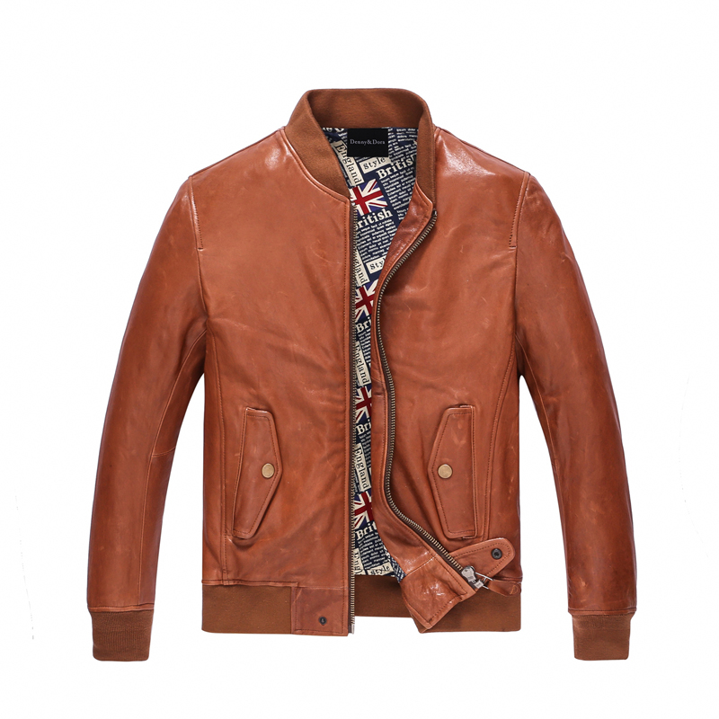 Popular Aviator Sheepskin Jacket-Buy Cheap Aviator Sheepskin ...