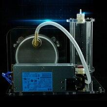 цена на Electrolysis water machine Hydrogen oxygen generator Oxy-hydrogen Flame Generator Water Welder