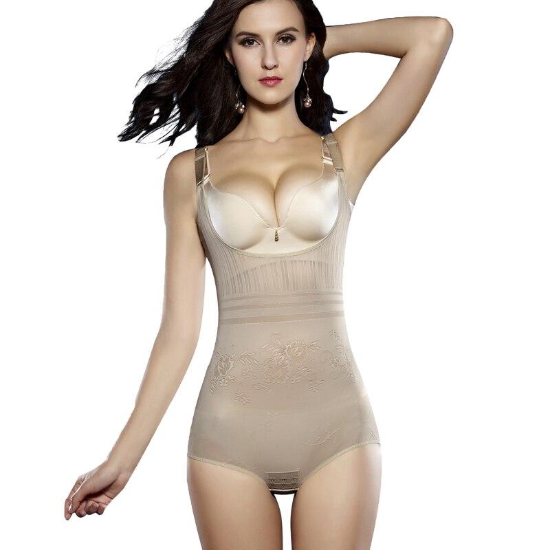 Underwear & Sleepwears Search For Flights Full Body For Women Shaper Modeling Shapewear Waist Corrective Underwear Postpartum Recovery Jumpsuit Pants Corset For Slimming