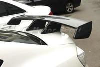 Автомобиль Интимные аксессуары углерода Волокно Зеле P Стиль задний спойлер, пригодный для 2012 2017 GT86 FT86 ZN6 FR S BRZ ZC6 сзади GT Крыло
