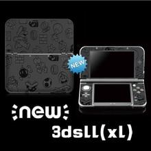 Schutz Vinyl Haut Aufkleber Für begrenzte Super Maro Farbe Aufkleber Für Nintendo NEUE 3DS LL/ 3DS XL