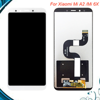 5.99 LCD For XIAOMI Mi 6X Mi A2 LCD Display Mi6X MiA2 Touch Screen Tested Digitizer Assembly IN Stock