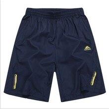 2016 Новый Летний отдых шорты мужчины эластичные брюки марка мужчины шорты мужская мода фитнес верхней одежды брюки дома 3XL