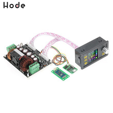 цена на DPH5005 USB BT Programmable digital control Power Supply color LCD voltmeter 50V5A Buck-boost converter Constant Voltage current