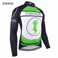 Bxio Cheap Cycling Jerseys Only China Top Sale Bicycle Clothes Roupas De Ciclismo Equipe De France Long Sleeve Cycle Jersey 017J