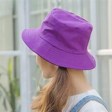 Jackson Wang Star Same Style Bucket Hat Men Women Leisure Hats Harajuku Boonie Purple Yellow Couple Cap