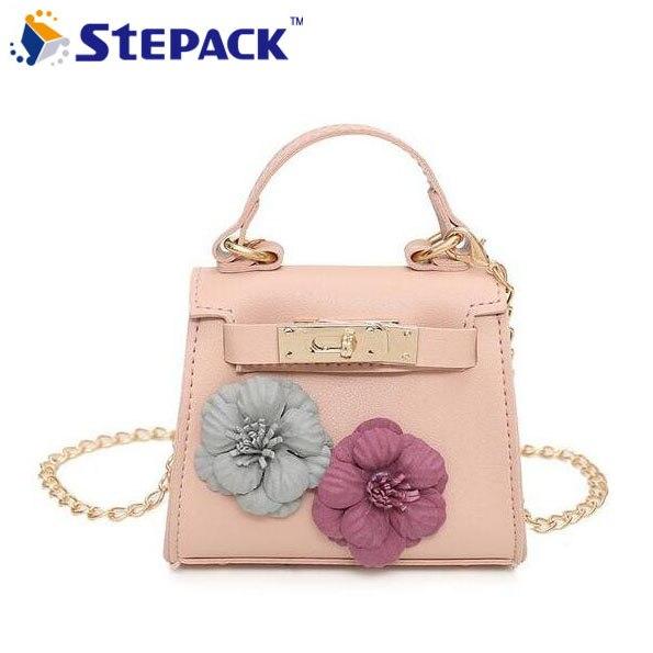 Us 24 98 New Arrival Flower Dorection Design 6colors Kawaii Shoulder Bag Crossbody Lovely Handbag Fashion Women Messenger In Top Handle