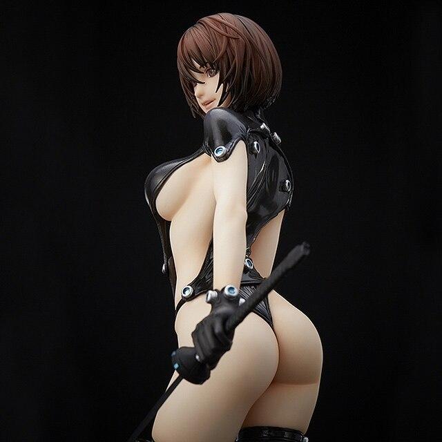 Sexy Girl Figure Anime Gantz Shimohira Reika Sword Ver Action Figure Toy Doll Brinquedos Figurals Collection Model Gift 25CM 2