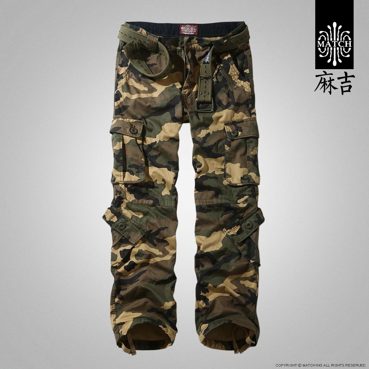 smmc05 Hmc03 3316mc Combat Nouvelle Arrivée mjmc06 jm02 Militaire Pantalon Lâche Camouflage Plus Armée La Printemps Taille Cargo km01 Hommes hmc04 Poches Long 2016 Match Pour Multi qBw45H