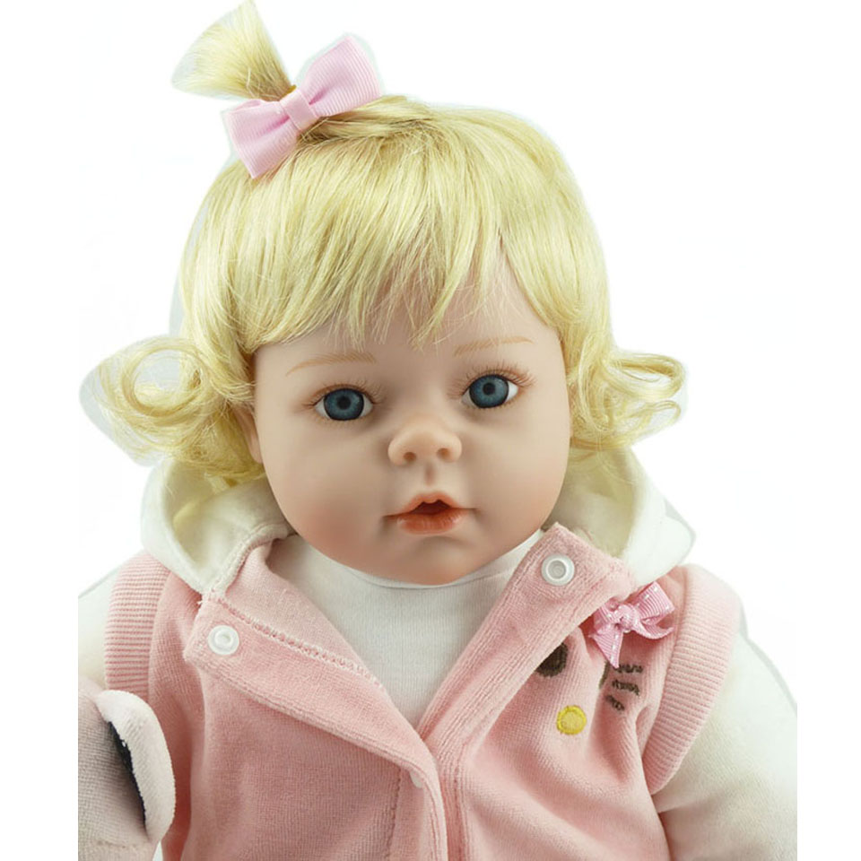 Cute Reborn Baby Dolls Girl Soft Silicone Lifelike Baby Dolls - 20 adorable photos proving that children really need a cat in their life