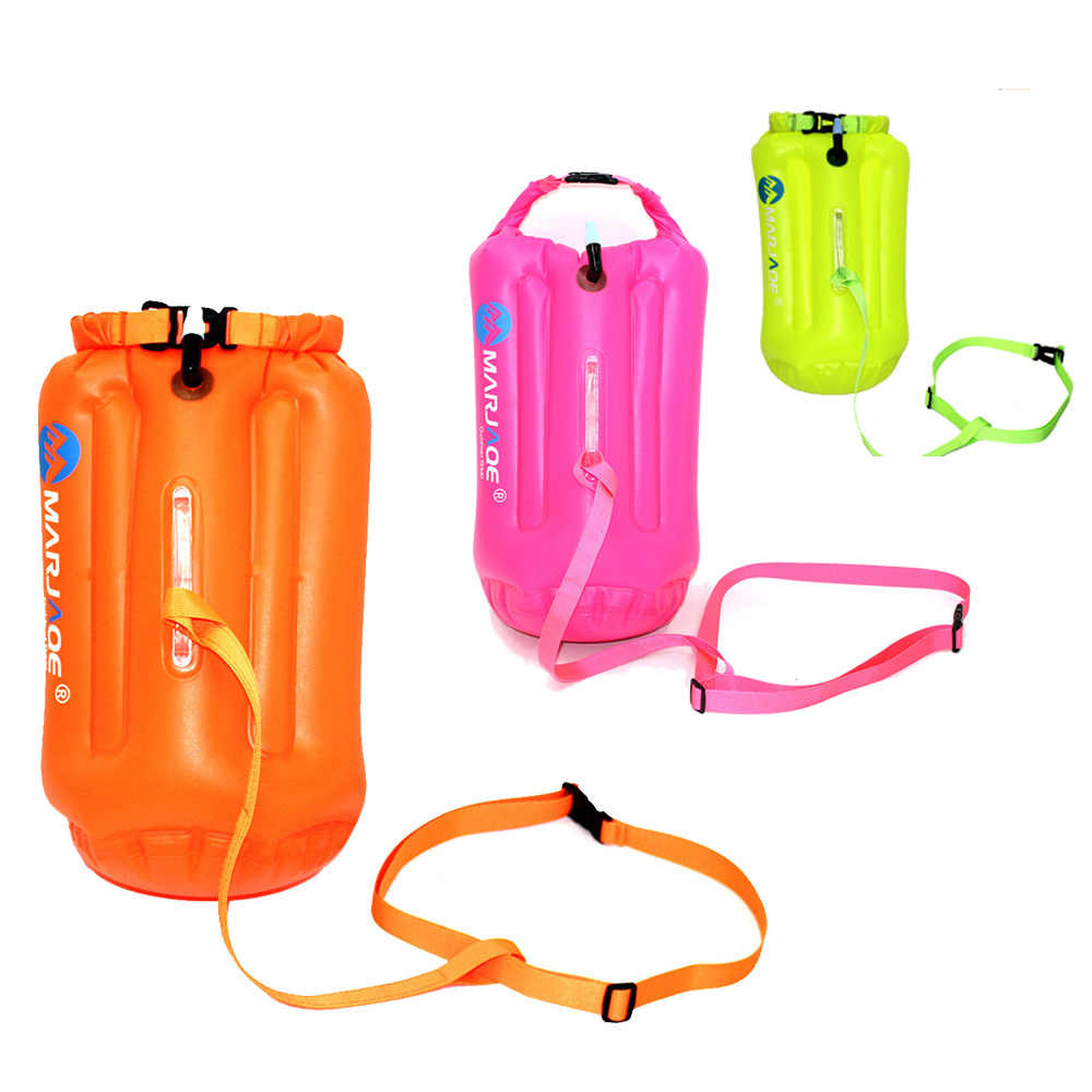 Swimming Airbag Storage Bags Dry Sack Waterproof Package Organizer For Swimmer