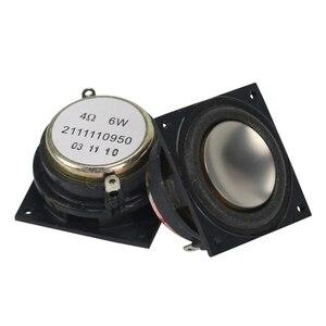 Image 1 - 4OHM Mini hoparlör neodimyum 1.25 inç tam aralıklı 34*34mm için büyük hacimli Bluetooth cep boynuz DIY 6W