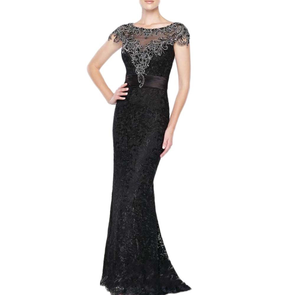 2016 Lace Mermaid Mother Of The Bride Dresses Groom: Mermaid Mother Of The Bride Dress Lace Beadings Plus Size