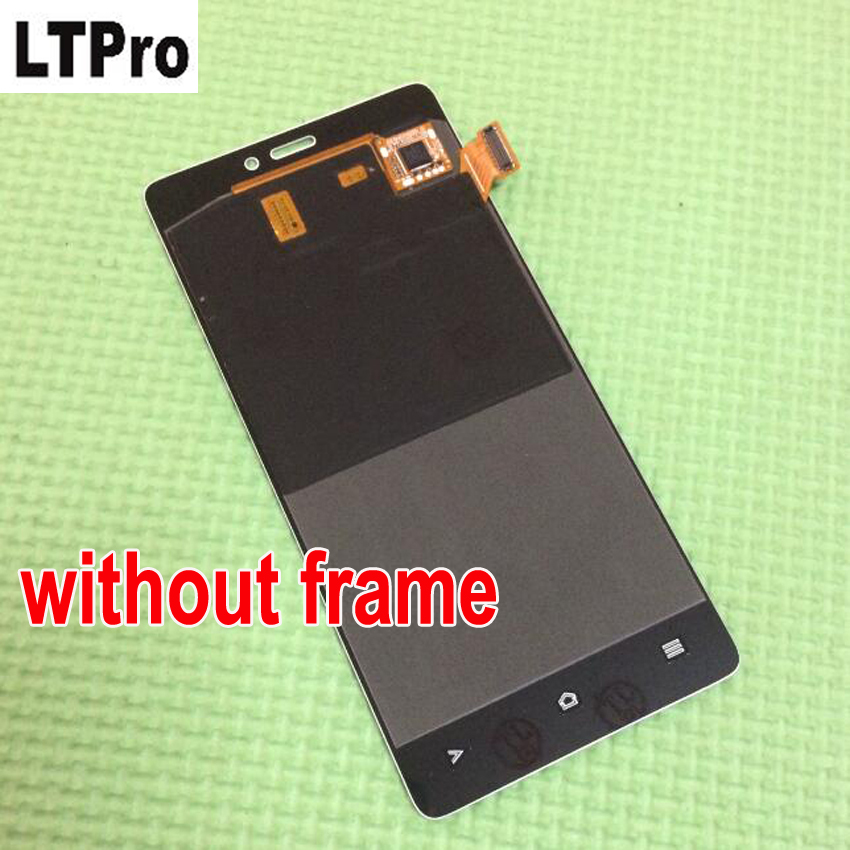 100% Tested Best Work LCD Display Touch Screen Digitizer Assembly Sensor For FLY IQ4516 / BLU Vivo Air D980L panel PHONE parts