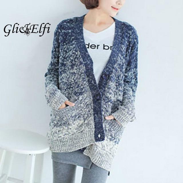 Online Shop Women Cheap Wool Sweaters Elegant 2017 Autumn Winter ...