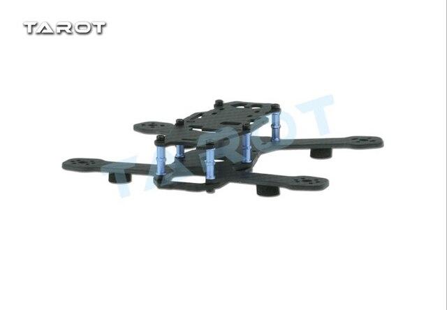 F17841 Tarot TL130H2 Мини Гоночный Чужой 130 Quadcopter Углеродного Волокна Рамка для FPV Drone