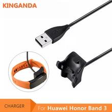Manyetik USB şarj aleti Cradle Huawei onur Band 3Pro akıllı bileklik bilezik onur 3/4/5 şarj şarj kablosu pil yuvası