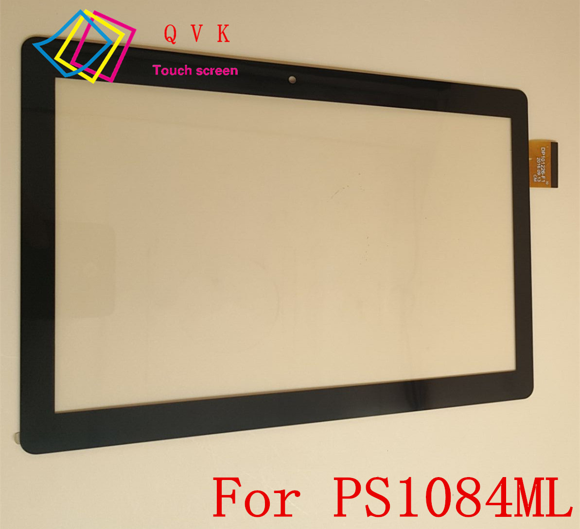 10.1 Inch For DIGMA PLANE 1505 3G PS1083MG  1506 4G PS1084ML Tablet Pc Capacitive Touch Screen Glass Digitizer Panel